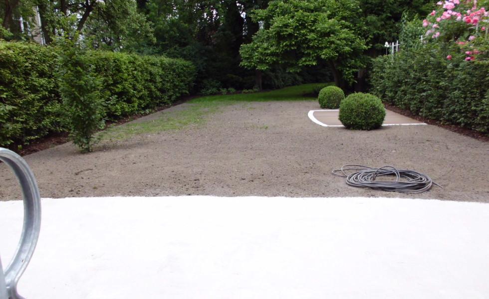 Gartenneuanlage Hamburg